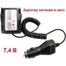 Автомобильный адаптер питания Motorola GP68